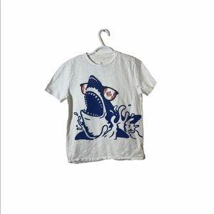 Gap Kids Shark Graphic Tshirt